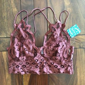 Free People One Adella bralette size small